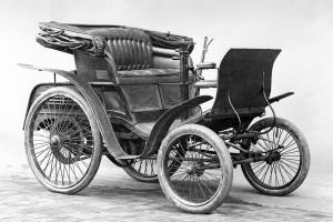 Benz Velo Comfort 1898