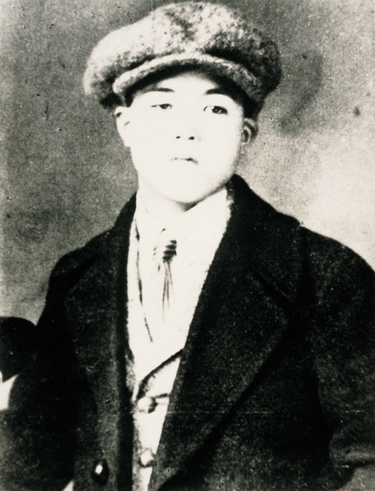 Mr. Honda As A Young Man