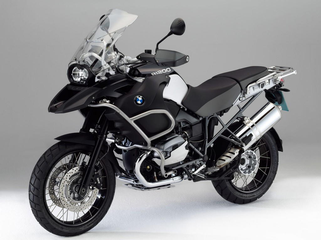 BMW R 1200 GS  Adventure Triple Black Edition