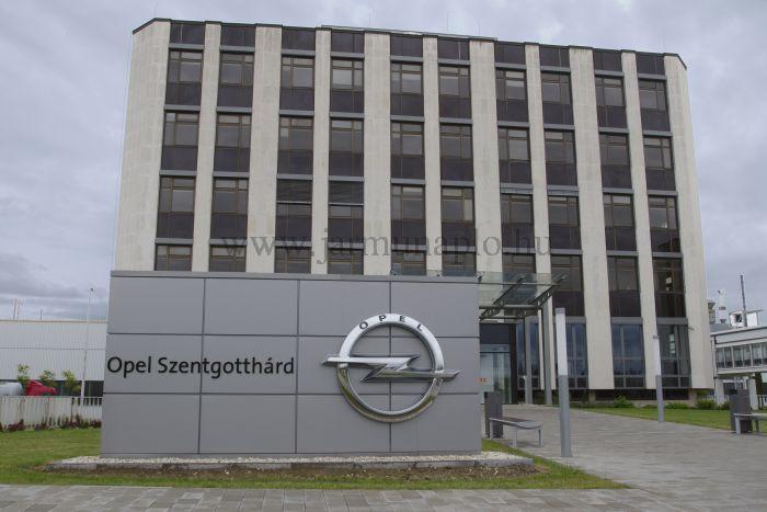 Opel Szentgotthárd - A Flex motorcsalád otthona