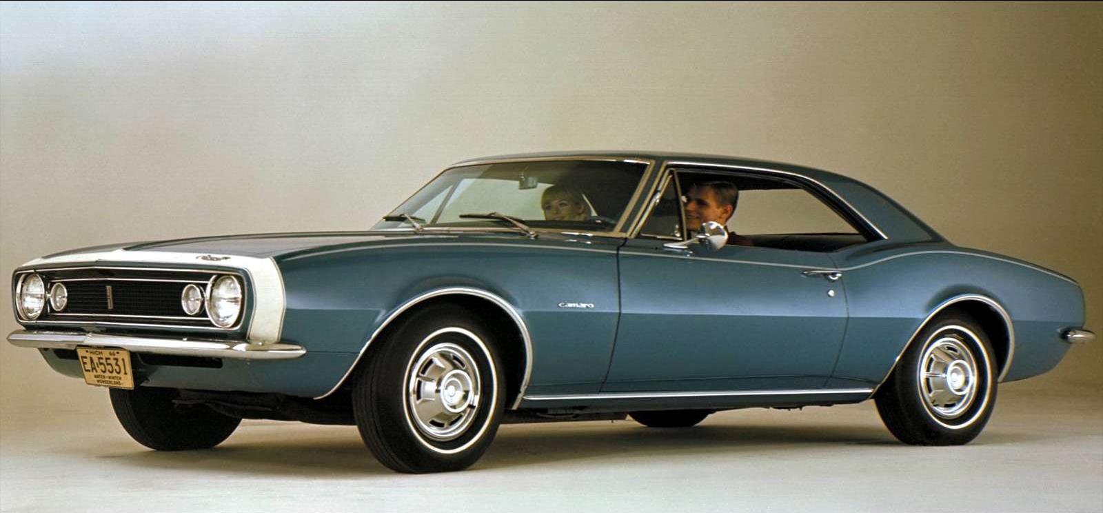 Chevrolet-Camaro-1st-generation-1967