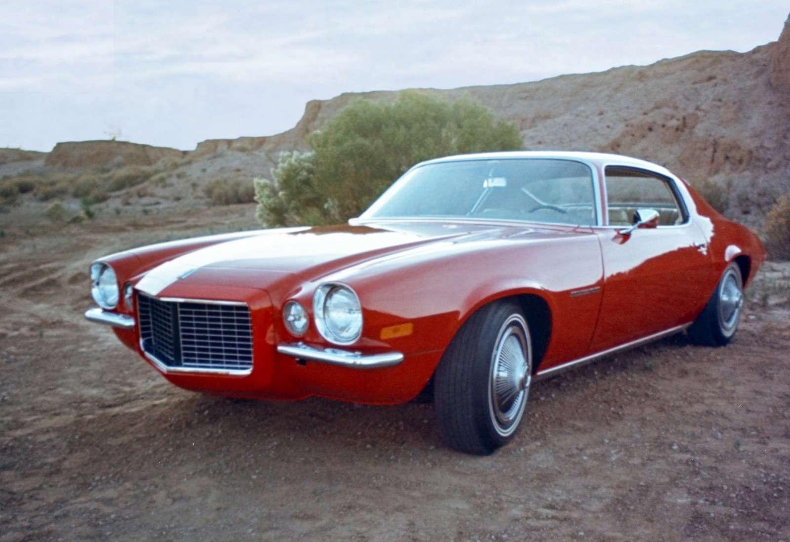 Chevrolet-Camaro-2nd-generation-1970