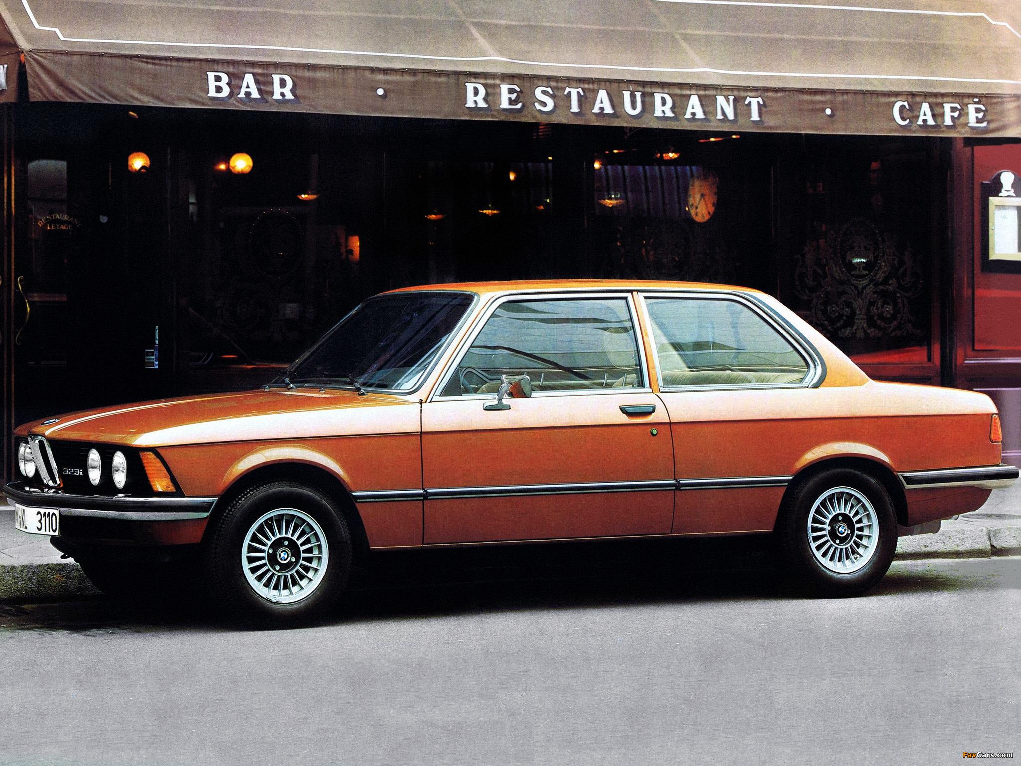 BMW 3 - BMW-E21-1978-3-er