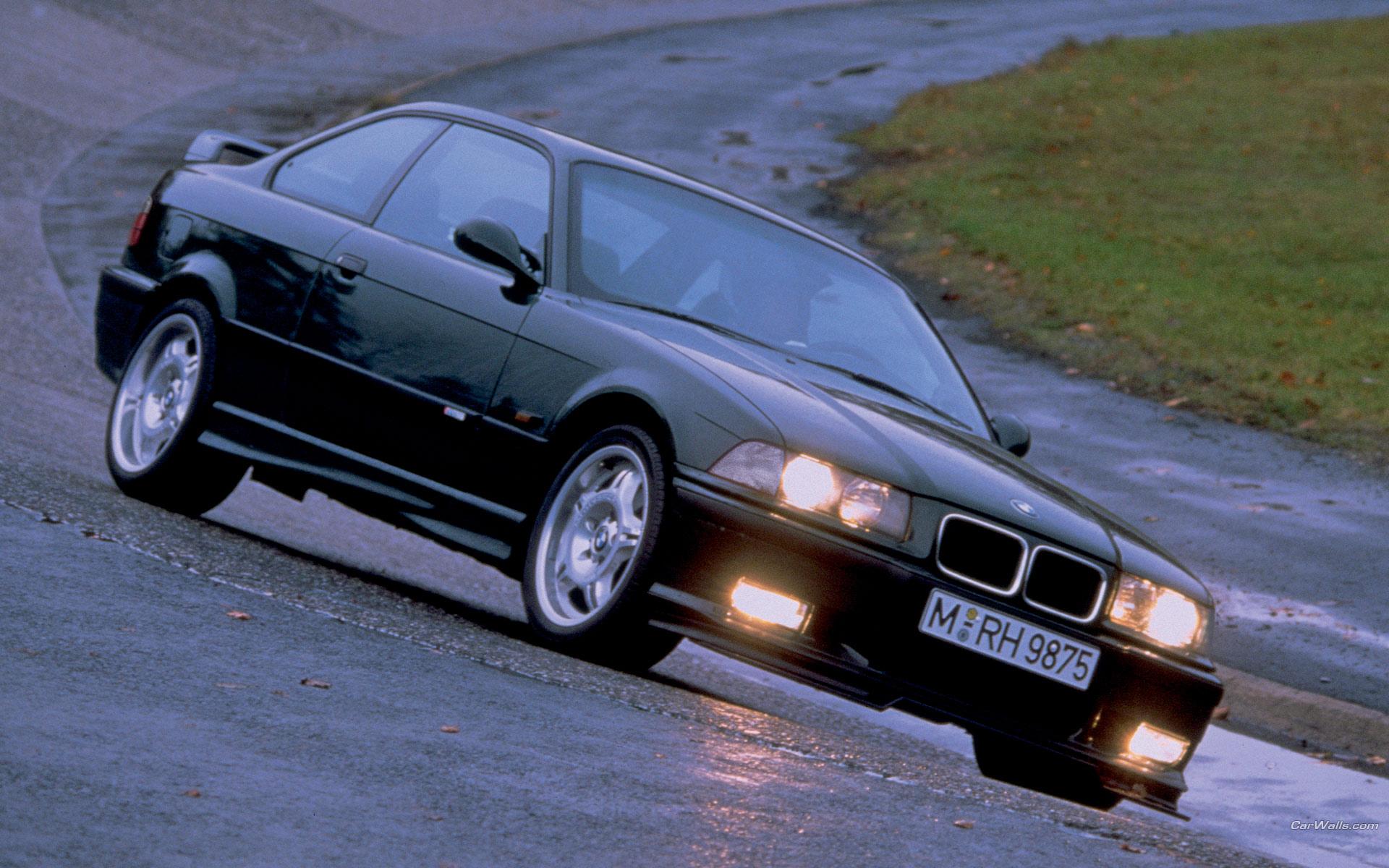 BMW 3 - BMW-E36-M3-3-er