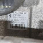 Denso klímakompresszor - Made in Germany. A Toyotához köthető japán vállalat 1984-ban kezdte németországi működését DENSO AUTOMOTIVE Deutschland GmbH néven.