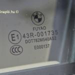 Fuyao oldalablakok. 1994-ben alapított kínai cég, 7900 alkalmazottjuk van.