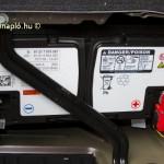 Banner akkumulátor - Made in Austria. 90 Ah, 900 A indítóáram. Az osztrák céget Artur Bawart alapította 1937-ben.