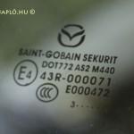 Saint-Gobain Sekurit oldalablakok - A cég 1985-ben jelent meg Japánban, és felvásárolta az 1917 óta működő Nortont, majd a MAG Co., Ltd. részvényeinek felét.