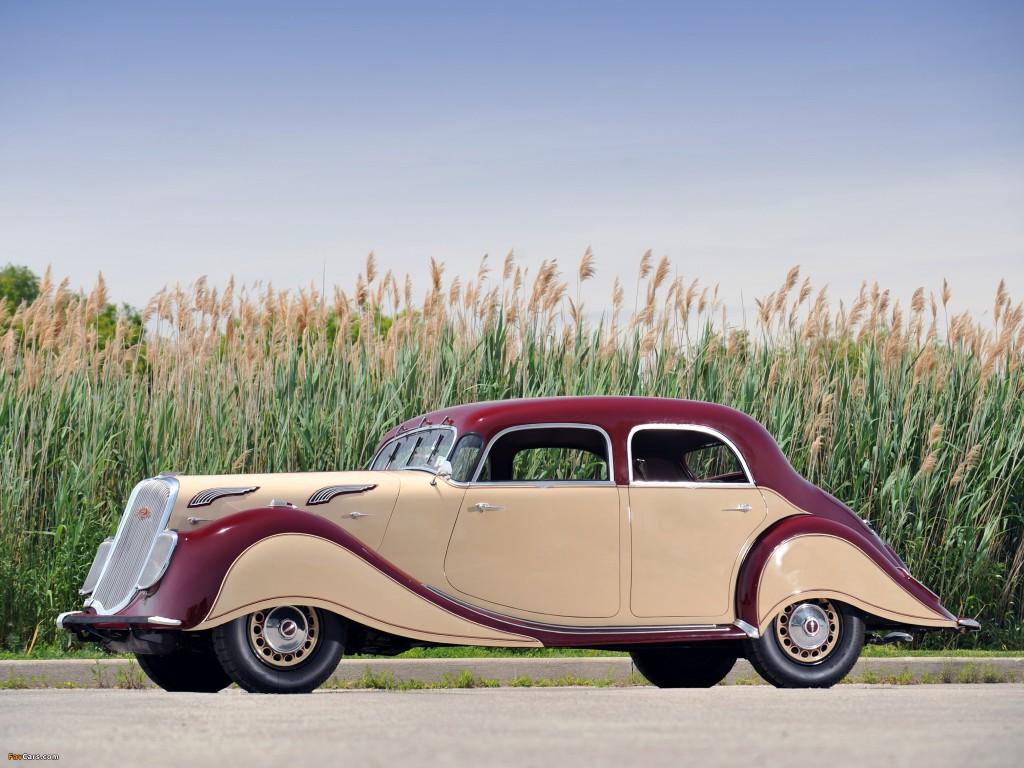 Panhard Dynamic X77 1936–38