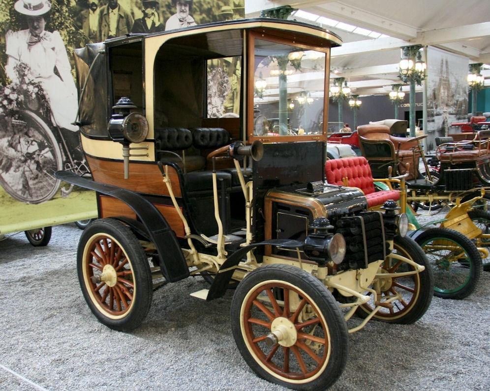Panhard-Levassor Type A1 6CV 1896-1902