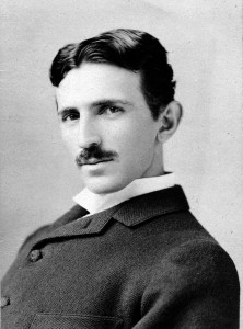 Nikola Tesla - high resolution