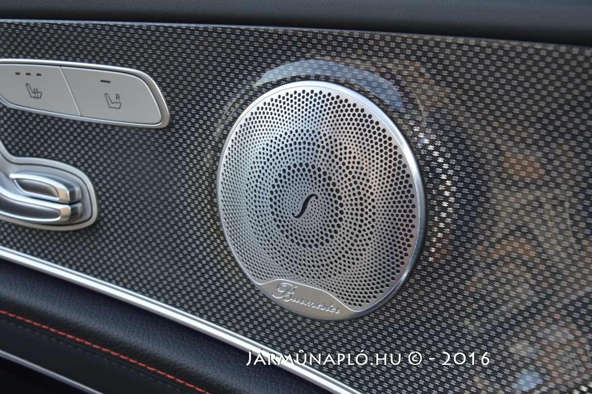 mercedes-e-class-s213-suppliers-burmester-audio